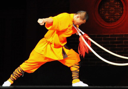 Shaolin Hard Qigong Cultivation